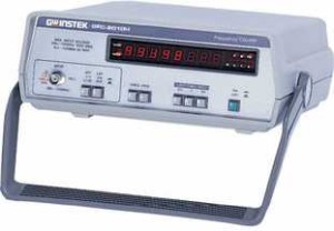 Frequency Counter 1