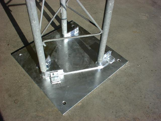 Mounting Towers | Sutron Corporation