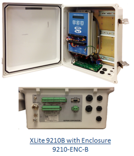 Xlite with enclosure