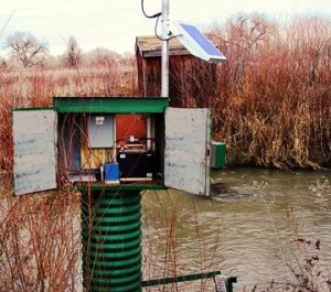 USGS Stream Gauging Station